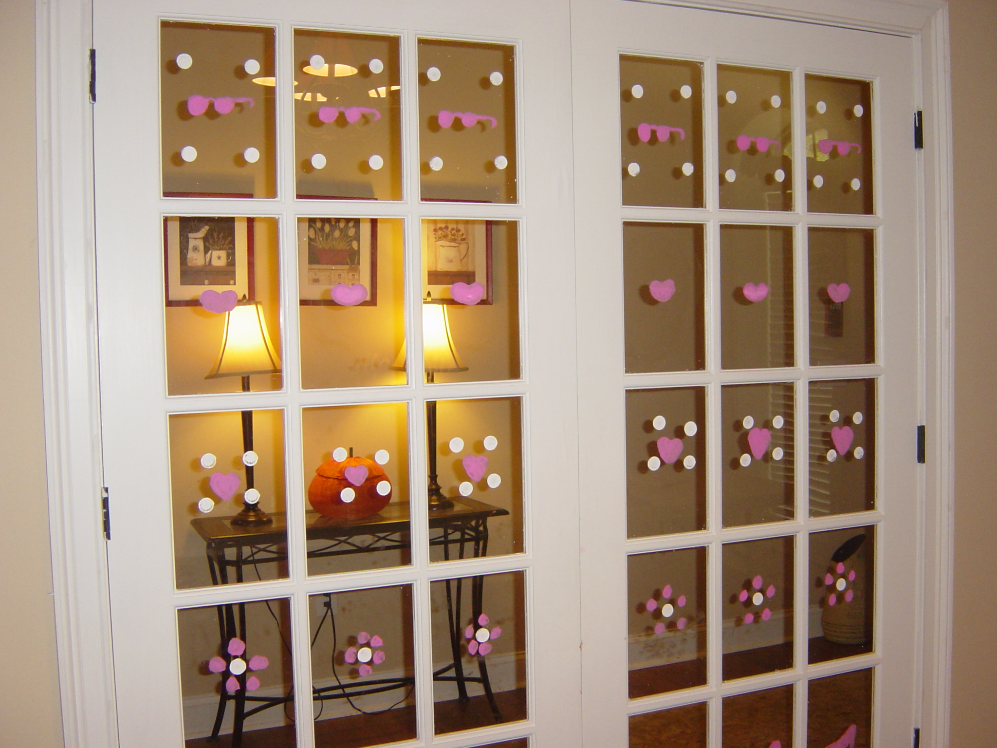 Barbie birthday party kathy hutto for French door decorating ideas