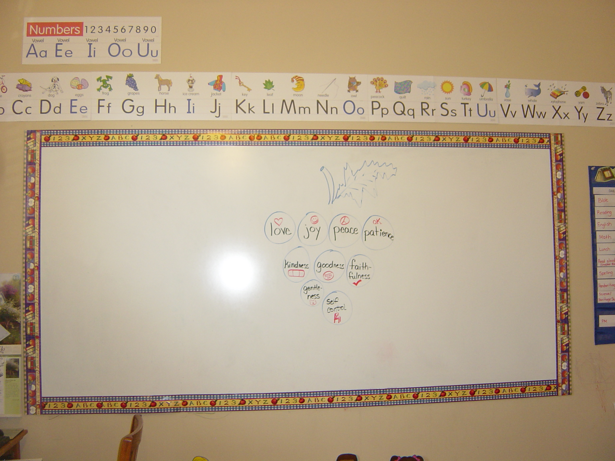 homeschool classroom | Kathy Hutto