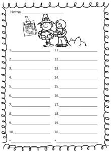 spelling test 3