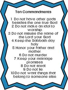 ten commandments blue border jpg