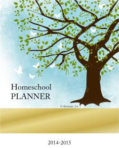 planner cover 2015