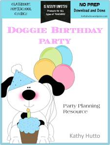 doggie party cover