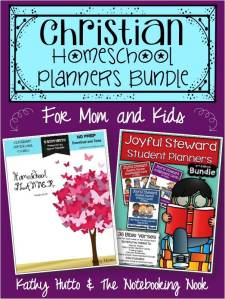 planners bundle cover