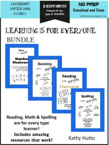 learning is for everyone bundle cover