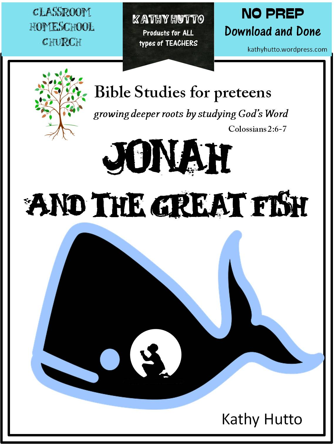 Jonah youtube bible study
