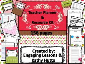 Taecher Planner by Eng Less and Kat Hut
