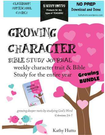 growing character cover