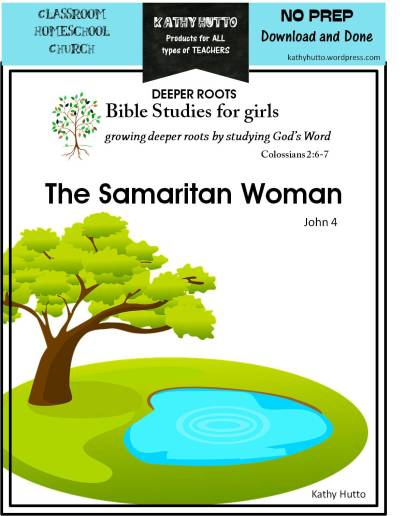 samaritan woman cover